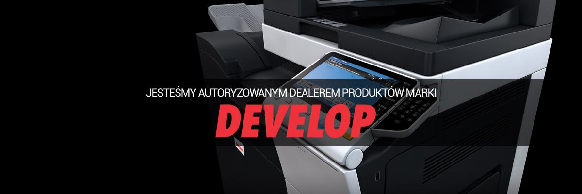 Produkty firmy DEVELOP